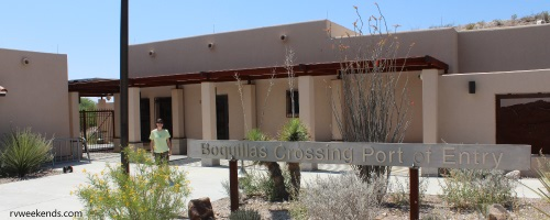 Boquillas Crossing Port of Entry