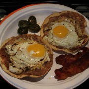 Breakfast Tostada