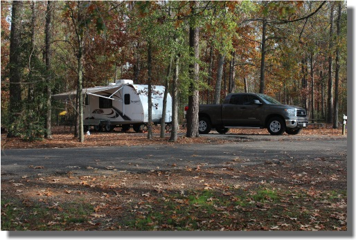 Lake Livingston State Park Rv Camping In The East Texas